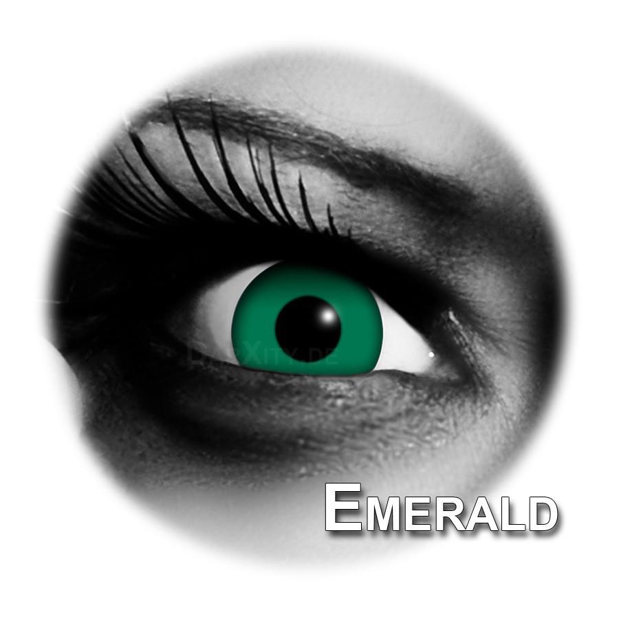 emerald farbige kontaktlinsen funlinsen funlinsen und. Black Bedroom Furniture Sets. Home Design Ideas