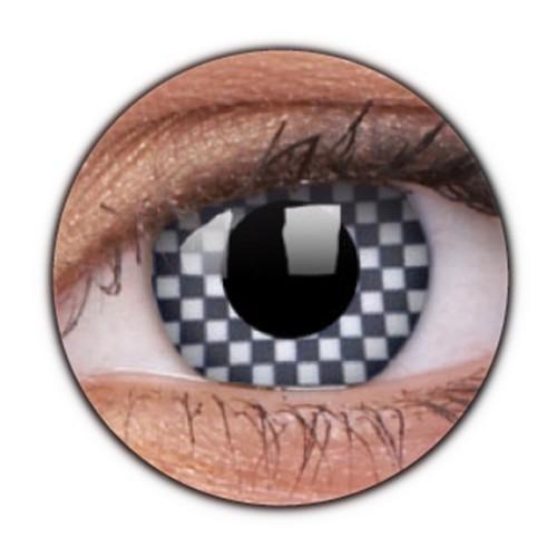 chequered colourvue kontaktlinsen farbige kontaktlinsen. Black Bedroom Furniture Sets. Home Design Ideas